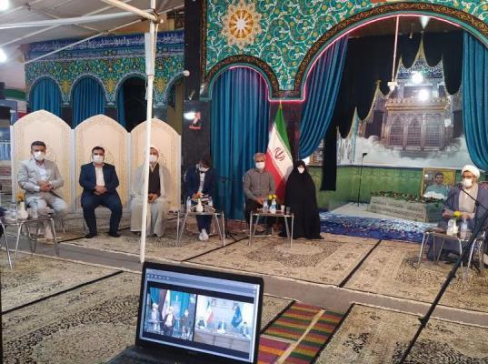 برنامه سه شنبه های تکریم در کنار مزار شهید حججی