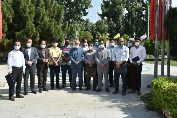 شهرداری گلدشت و روز خبرنگار
