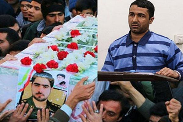 مصطفی صالحی از معترضان دی ماه ۹۶معروف به مصطفی فَتَل اعدام شد
