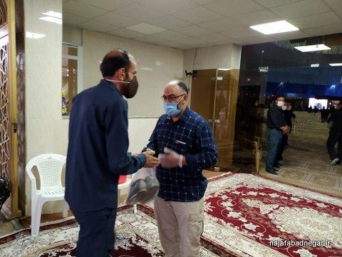هیئت رزمندگان نجف آباد محرم ۹۹ (۲۵)