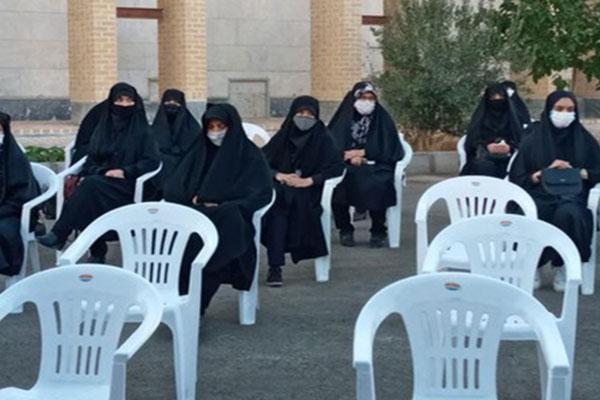 برگزاری نشست اخلاقی در مدرسه علمیه زهرائیه نجفآباد