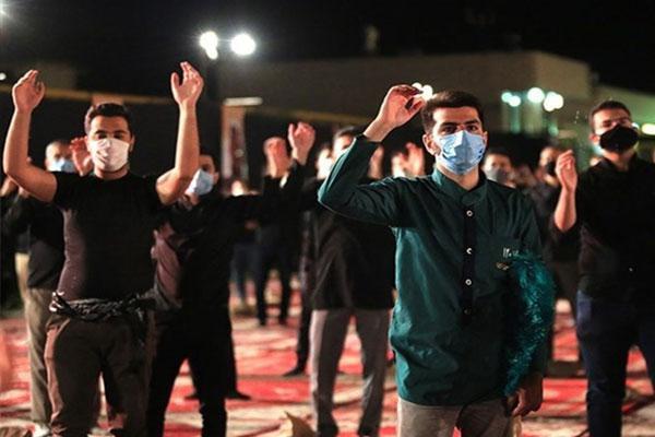 توزیع ۳۰هزار ماسک بین عزاداران اصفهانی