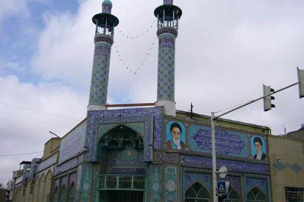 فوت معمار مسجد جامع