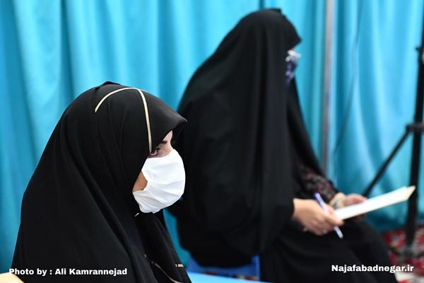 تصاویر جلسه قرار گاه مردمی انتخابات شورای اسلامی نجف آباد خرداد 1400