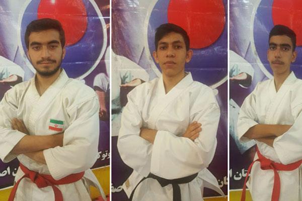 درخشش-کاراته-کاهای-نجف-آباد-در-مسابقات-کاتا-مجازی-جام-مولای-عرشیان