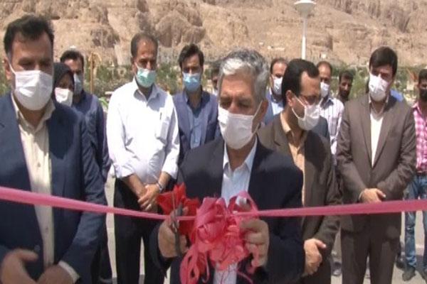 افتتاح-دو-طرح-فرهنگی-ورزشی-در-شهر-گلدشت-نجف-آباد
