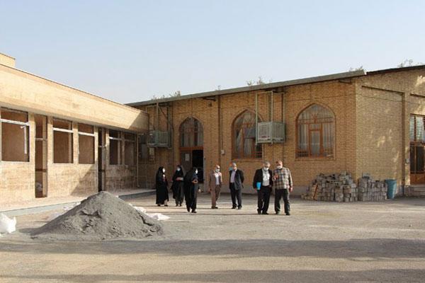 بازدید-هیات-نظارت،و-تضمین-کیفی-دانشگاه-فنی-وحرفه-ای-از-آموزشکده-دختران-نجف-آباد