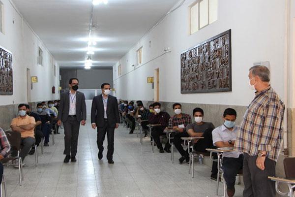 برگزاری-آزمون-وکالت-۹۹-در-سال-۱۴۰۰در-آموزشکده-وحرفه-ای-دختران-نجف-آباد