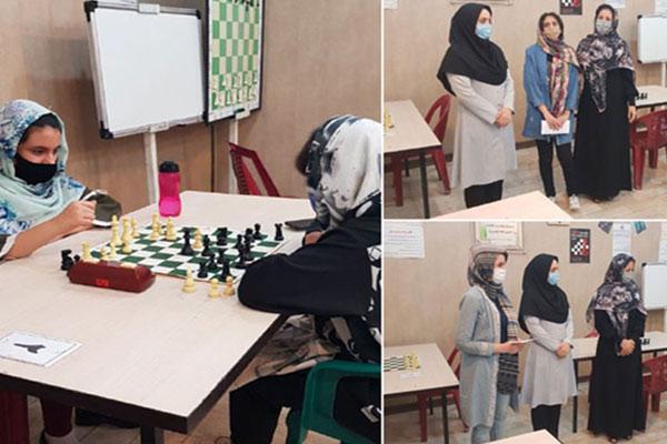 برگزاری-مسابقه-شطرنج-سریع-نجف-آباد-ویژه-بانوان