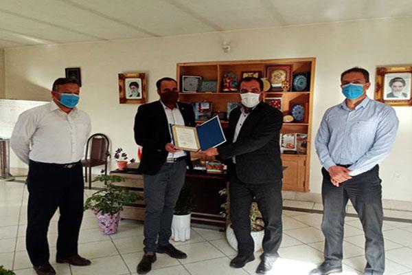 تکریم-و-معارفه-رییس-هیات-بولینگ-و-بیلیارد-شهرستان-نجف-آباد