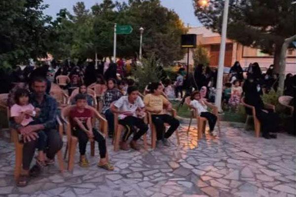 جشن عید غدیر در نجف آباد