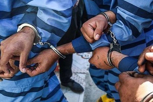 دستگیری-۴۴-خرده-فروش-و-معتاد-متجاهر-در-نجف-آباد