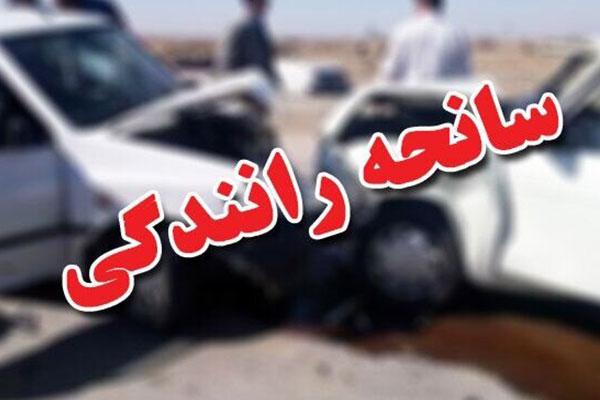 فوت دختر ۴ ساله در حادثه رانندگی نجفآباد