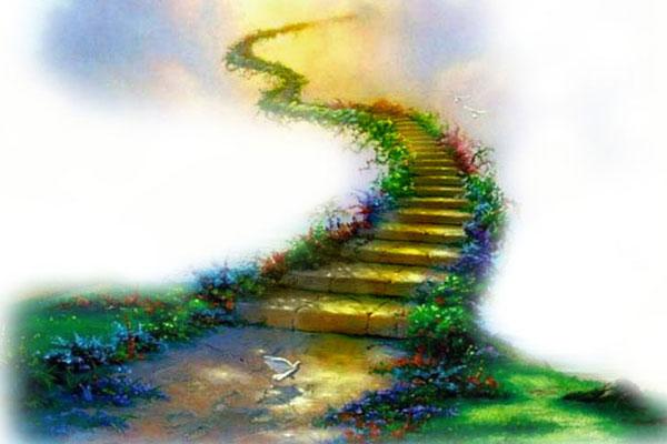 راهی منتهی به بهشت