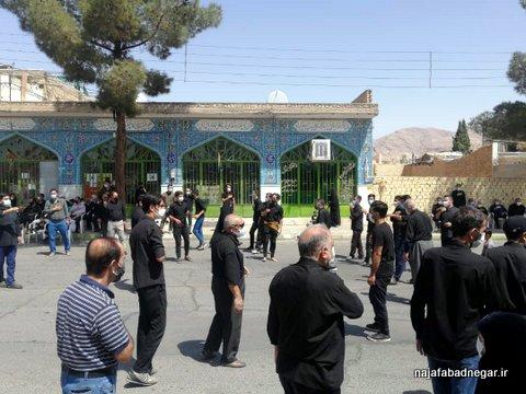 عاشورای ۱۴۰۰ مسجد قبا ویلاشهر
