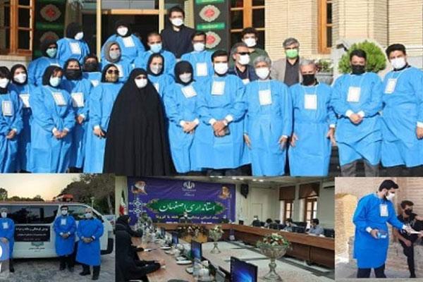 «پویش-فرهنگی-رسانه-و-مردم»-در-اصفهان-برگزار-شد