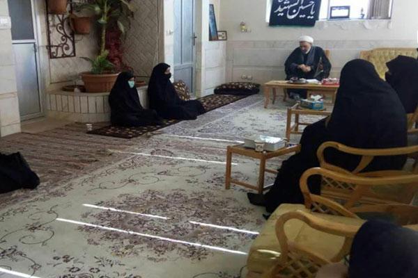 پویش-هر-خانه-یک-حسینیه،-هر-منزل-یک-بیرق-حسینی-در-نجف-آباد