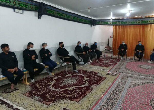 دیدار با اعضای ششمین شورای شهر کهریزسنگ