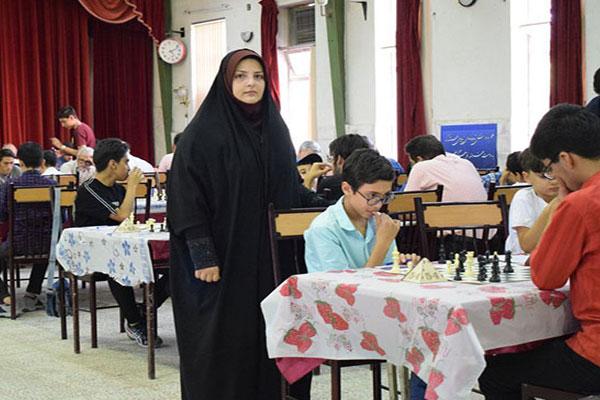 کسب-مدرک-داوری-فدراسیون-جهانی-شطرنج-توسط-فرزانه-ایمانیان